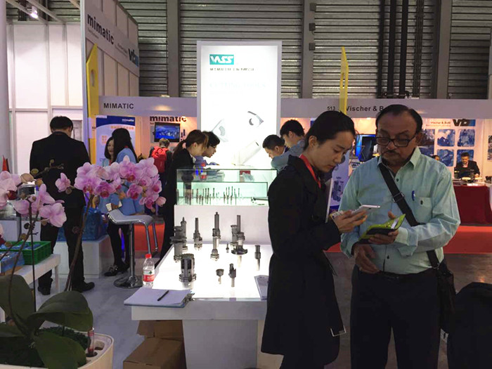 CCMT Shanghai was officially closed, the stand of WSS was successful